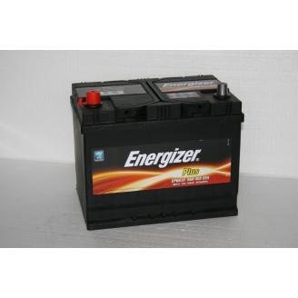 Akumuliatorius Energizer Plus JIS 68Ah 550A (-+)