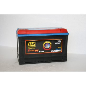 Akumuliatorius ZAP ENERGY 110Ah 680A