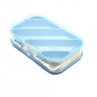 Dėžutė Aquatech 2510 Dvipusė 10 skyrelių