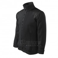 Džemperis HI-Q 506 Fleece Unisex Ebony Gray