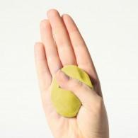 Ergoterapinė masė, geltona