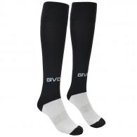 Futbolo kojinės GIVOVA CALCIO, juodos