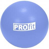 Gimnastikos kamuolys PROFIT  75cm su pompa