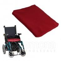 Grikių lukštų pagalvė GRIKĖ 42x42 į neįgaliųjų vežimėlį