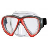 Nardymo kaukė suaugusiems BECO 99009 raudona