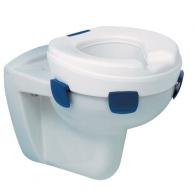 Paaukštinta tualeto sėdynė Clipper