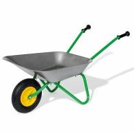 """Pilkas žaislų vežimėlis vaikams """"Rolly Toys"""""""