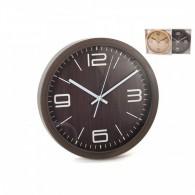 Laikrodis plast. sieninis 30cm ABBEY