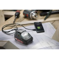 Adapteris PA 14.4-18 LED-USB, Metabo