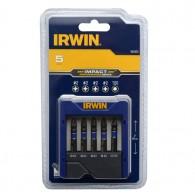 IRWIN antgalių rinkinys PZ/PH/TX 5vnt