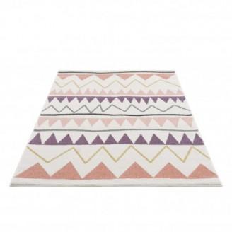 """Įvairių atspalvių kilimas - """"Zigzag"""""""