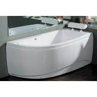 Akrilinė vonia B1680 dešininė 150x80cm Empty