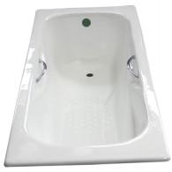 Ketaus vonia su rankenom ir kojom 20010 160x75cm