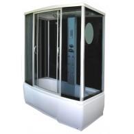Masažinė dušo kabina SO77-3H 150x85 cm.