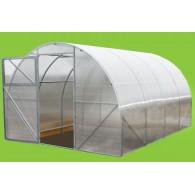 Šiltnamis PremiumTitan 3x6 arkinis polikarbonatinis surenkamas