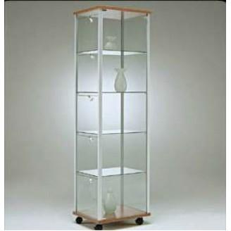 Stiklinė lentyna-stendas LE-ES0100