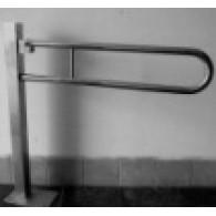 Atlenkiama atrama tvirtinama prie grindų 813mm
